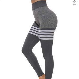 Pants - BOMBSHELL DUPE Grey Sock Leggings ✨